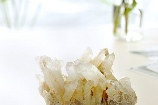Bergkristal groot