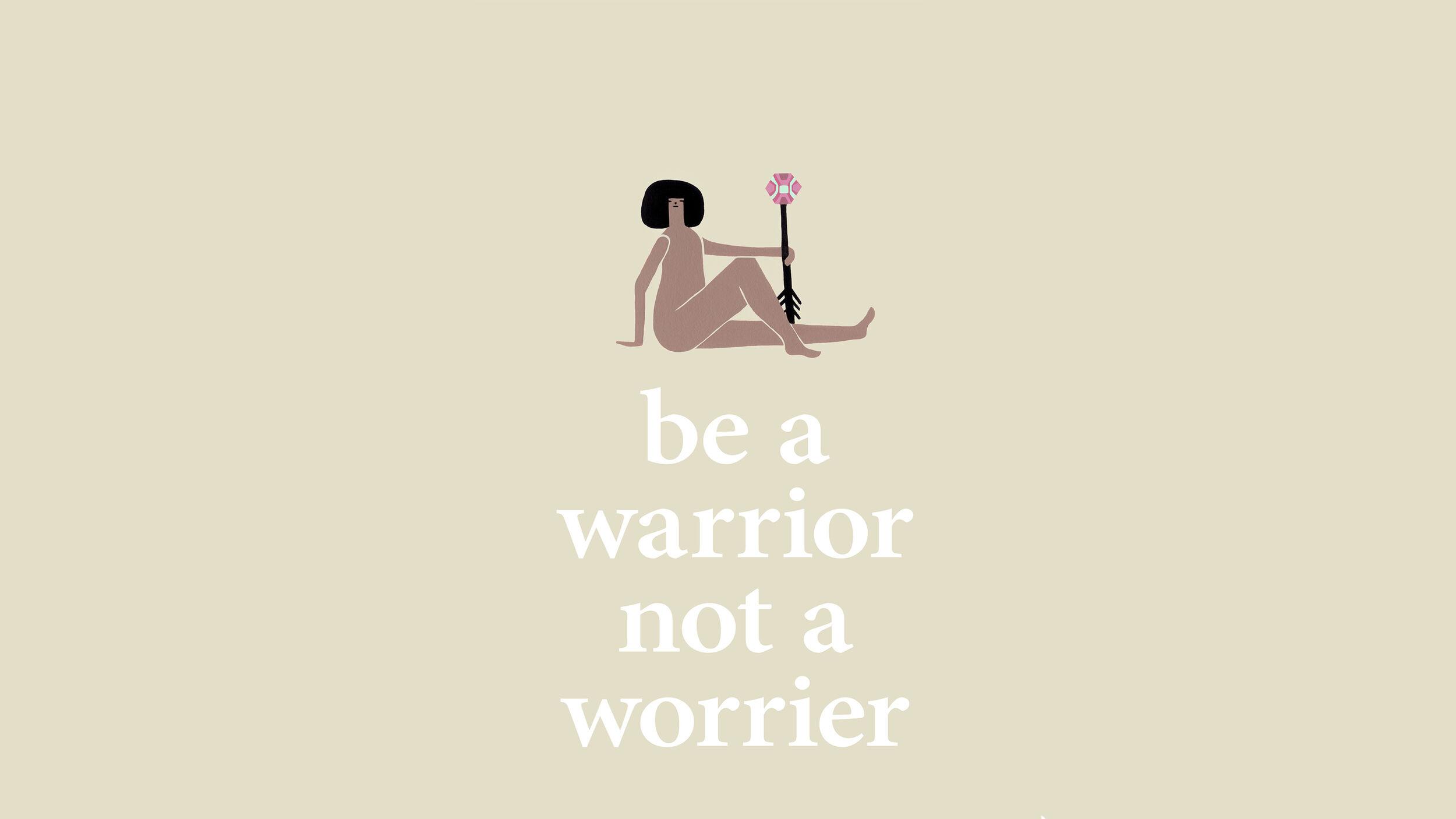 warrior desktop wallpaper