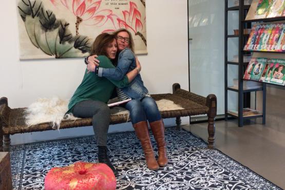 Blijdschap vind je bij elkaar – 'Gelukschallenge' vlog #4