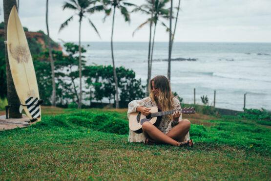 Sluit je ogen en ontspan met de muziek van Luc Acke