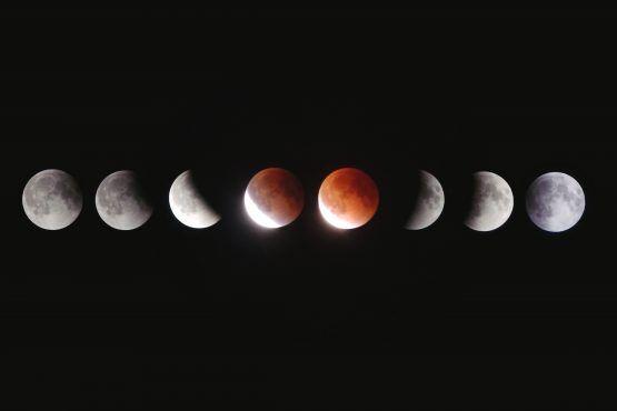 Volle bloedmaan én een eclips: maak je op voor vurige emoties