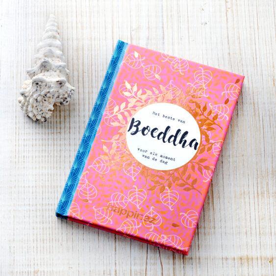 Boeddha boekje