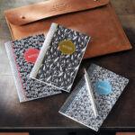 Setje van 3 Notebooks