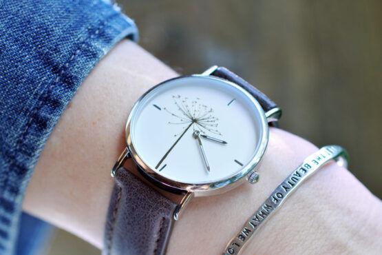 Horloge Let it grow
