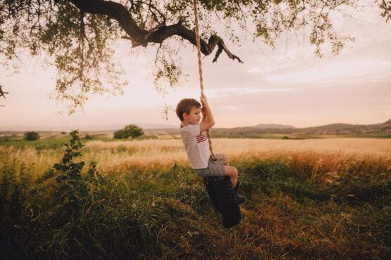 Waarom het goed is je kind af en toe met een 'frisse blik' te bekijken