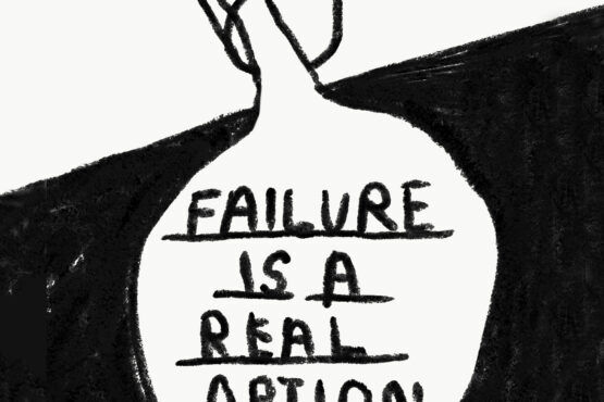 Zo maak je van een mislukking een briljante mislukking