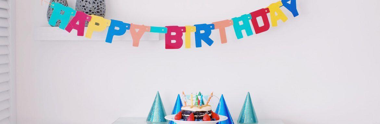 Tips om een kinderverjaardag rustig te houden (voor iedereen)