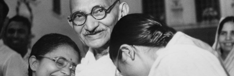 Opvoedtips van niemand minder dan Gandhi