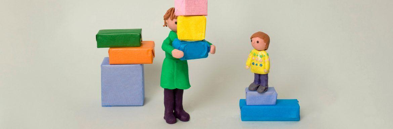 Hoe loods je kinderen door een scheiding heen?