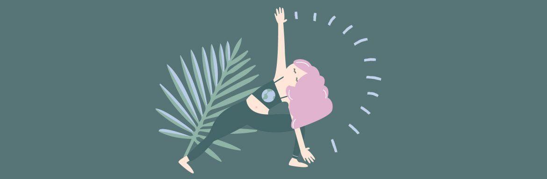 3 oersimpele yoga-oefeningen voor meer levensenergie
