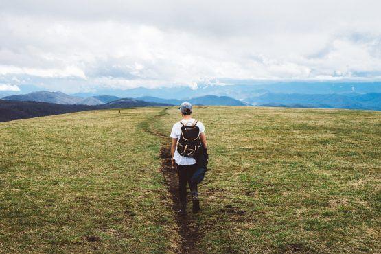 De therapeutische werking van wandelen: het kan helpen tegen een angststoornis