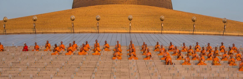 Waarom je vaker met een vriend(in) zou moeten mediteren