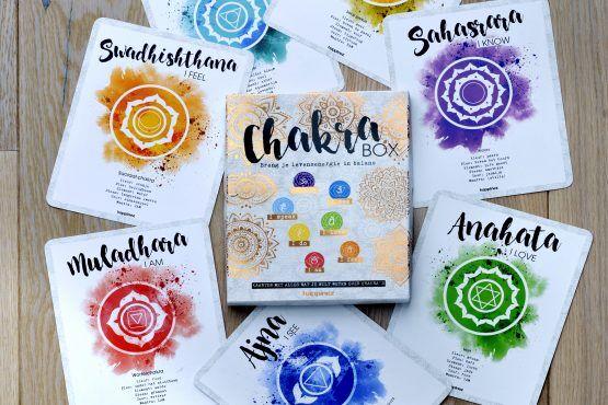 Chakrabox