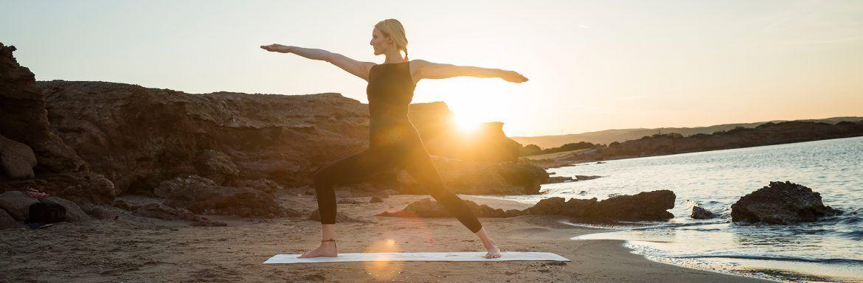 Je yogaroutine volhouden op vakantie? Met deze 6 tips lukt het