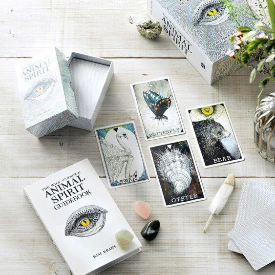 Animal spirit tarot cards