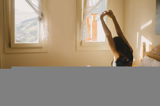 Met deze 8 tips stap je met het goede been uit bed