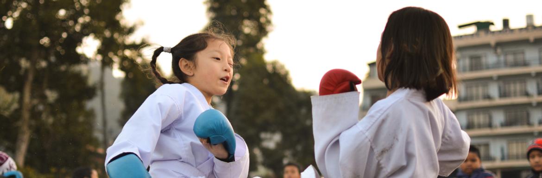 Kung fu: een vorm van zingeving en weerbaarheid