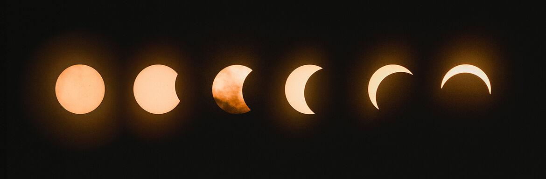 De acht fases van de maan – volgens Moonology