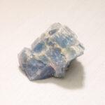 blauwe calciet edelsteen klein