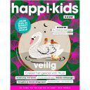 Jaarabonnement Happi.kids + korting (Facebook NL)