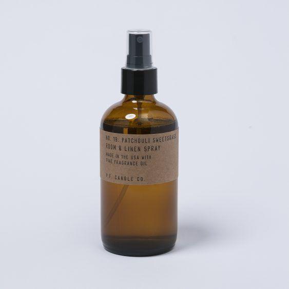 Natuurlijke huisparfum Patchouli Sweetgrass