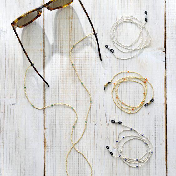 Brillenkoorden kristallen