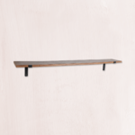 Houten wandplank groot