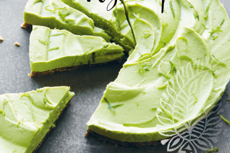 Recept: key lime pie van Ella Woodward