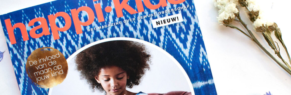 Happi.kids 'Moonchild' ligt nu in de winkel