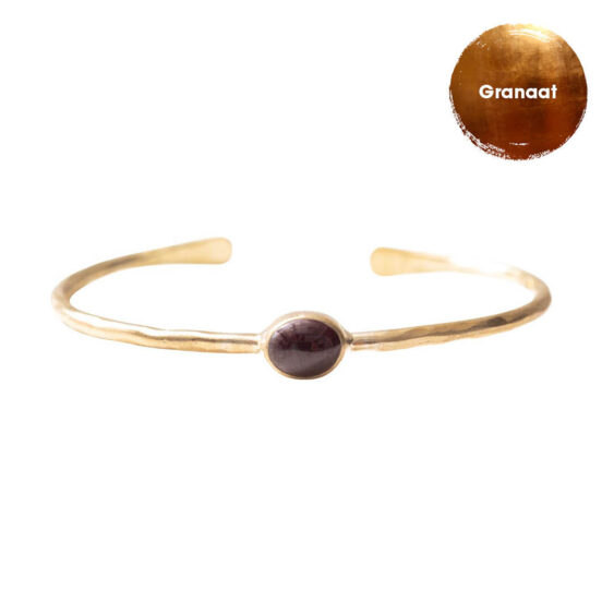 Moonlight armband verguld