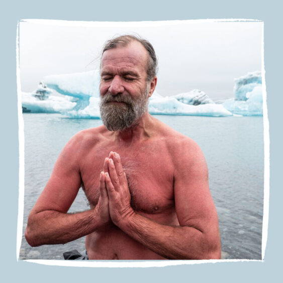 The Braveheart Club #31: Wim Hof