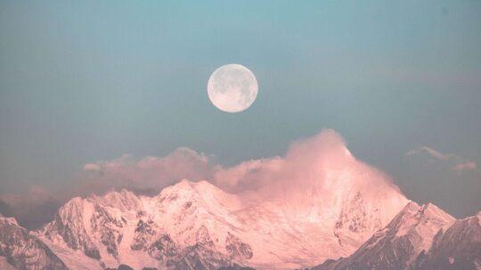 Wat kan de maan voor jou betekenen?