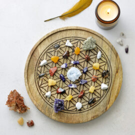 Kristallengrid Flower of life