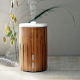 Bamboe aromalamp