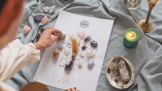 Wat Werken met kristallen je brengt