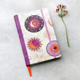 Notitieboek astrologie klein