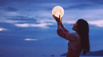 Leef met de maan