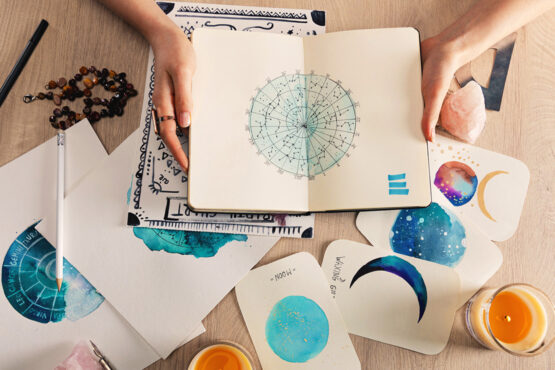 Nieuw: Astrologie en je geboortehoroscoop